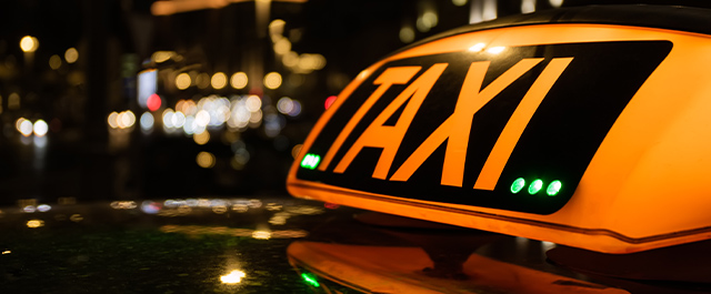 Service de Taxi à Maubeuge